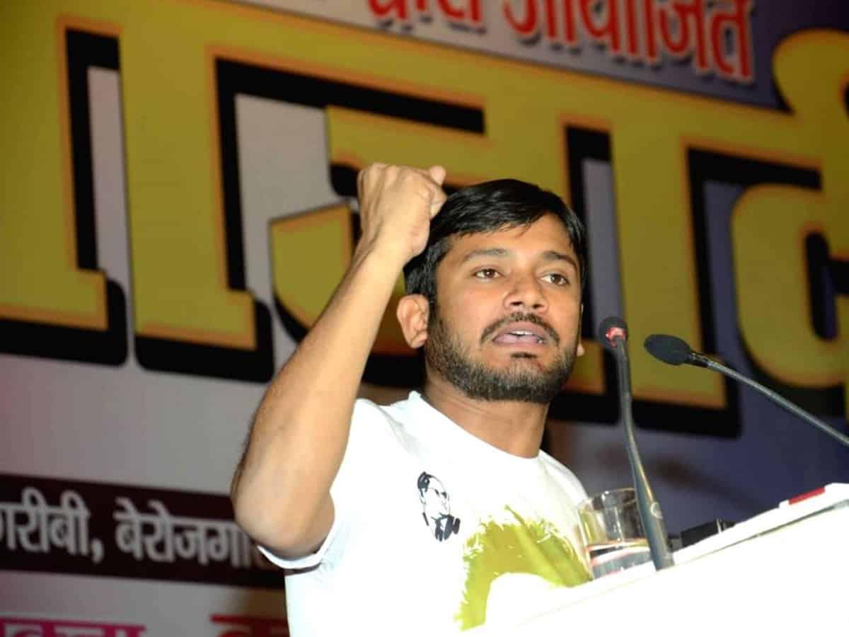 CAA-NRC-NPR: Kanhaiya to address public meeting in Hyderabad