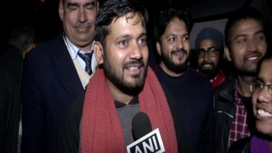Photo of Couldn't talk to her, says Kanhaiya on Deepika's visit to JNU