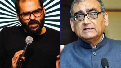 Photo of Markandey Katju showers praise on Kunal Kamra