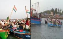 CAA-NRC-NPR: Fisherfolks protest in Kerala