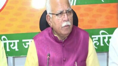 Photo of Women percentage in police will increase by 15%: Khattar