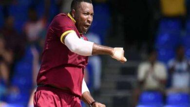 Photo of West Indies thrash Ireland by nine wickets