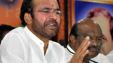 Photo of Govt working for development of Muslims: Kishan Reddy