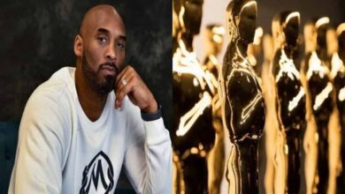 Photo of Kobe Bryant to be honored at Oscars ceremony