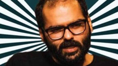 Photo of Kunal Kamra mocks TV journalists