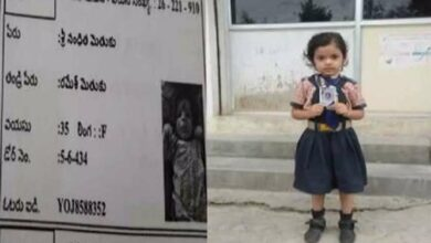 Photo of Amid NRC concerns, LKG student issued voter ID
