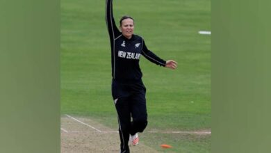 Photo of Lea Tahuhu included in NZ squad for Women's T20 World Cup