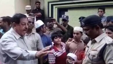 Photo of MIM MLA obstructs police cordon search operation in Old City