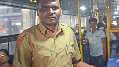 Photo of Bengaluru bus conductor clears UPSC, thrills internet