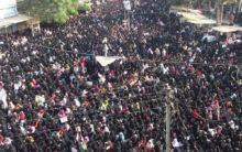 Malegaon women protest against CAA-NRC-NPR
