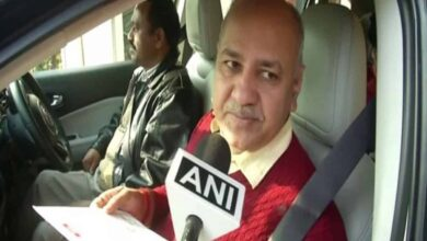 Photo of Centre is afraid of Faiz Ahmad Faiz, education: Manish Sisodia