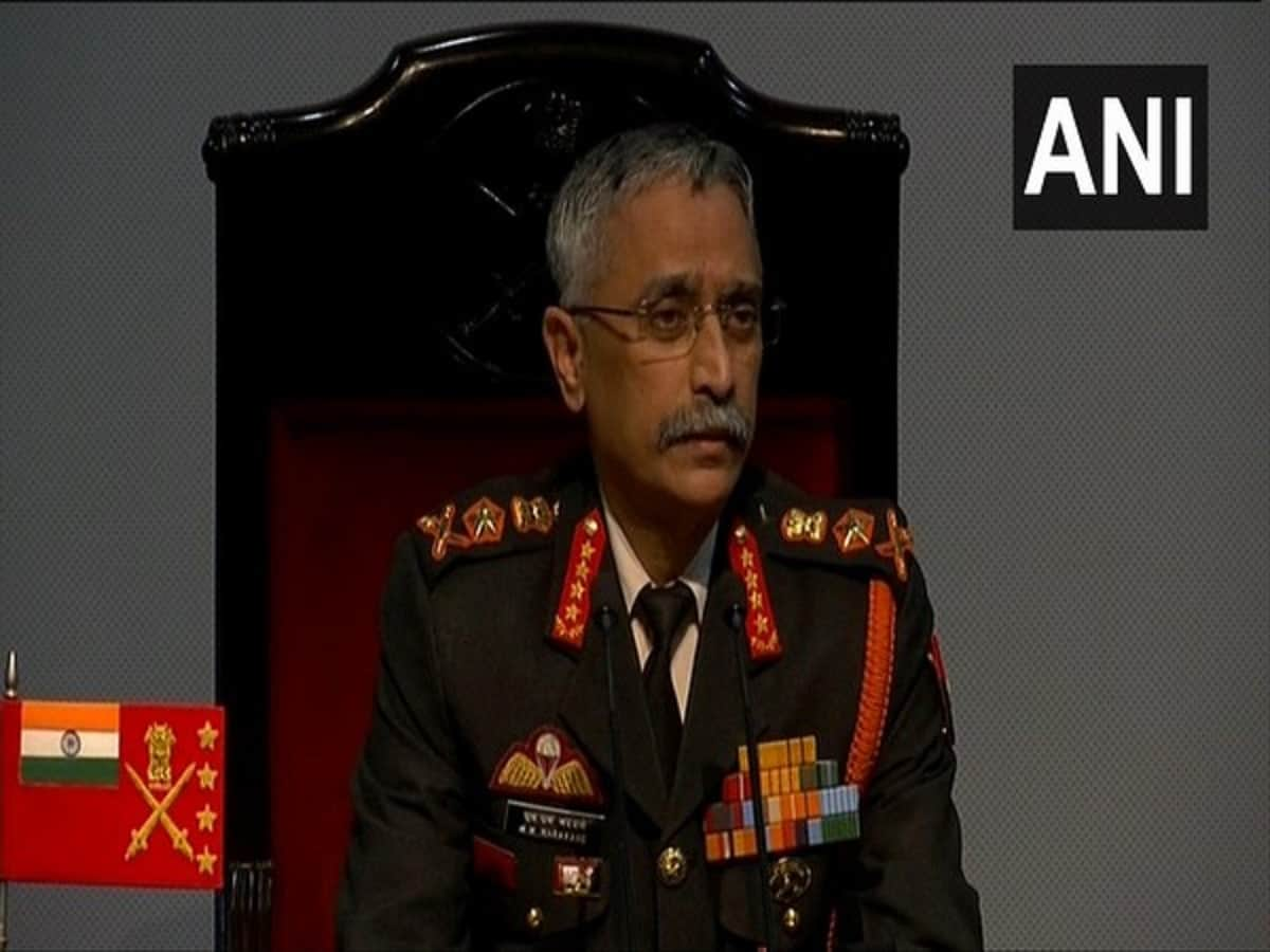 Intelligence alerts looked into seriously, says Army Chief