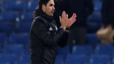 Photo of We're going to fight for every competition: Mikel Arteta