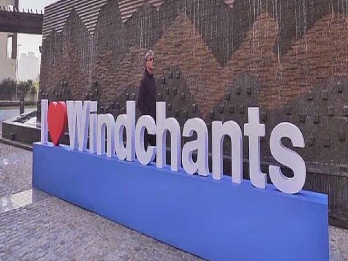 Milind Soman takes a luxury escape at Experion Windchants