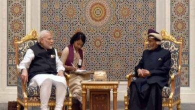 Photo of Modi condoles death of Oman's Sultan Qaboos