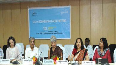 Photo of NIRDPR and UNICEF establish Communication Resource Unit