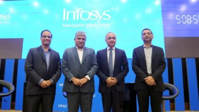 Photo of Infosys audit panel finds no wrongdoing by CEO, CFO