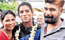 Hyderabadi Chaiwallah's daughter leaps into fame