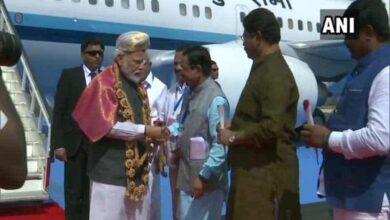 Photo of Karnataka: Prime Minister Modi arrives in Bengaluru