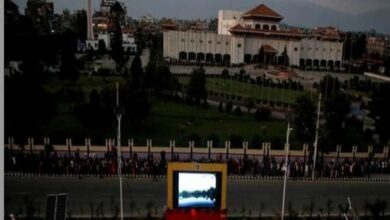 Photo of Nepal Parliament postponed for third time in winter session