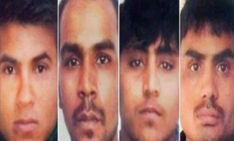 Fresh death warrant issued to four convicts in Nirbhaya case