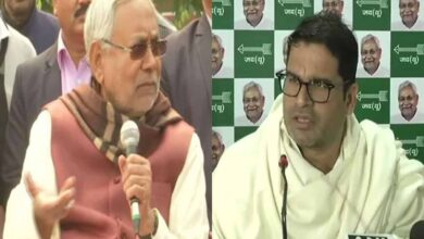 Photo of Amit Shah asked me to induct Prashant Kishor into JDU: Nitish