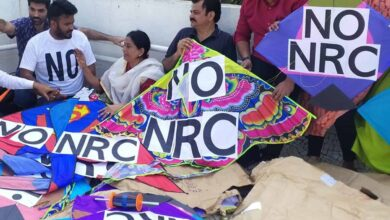 Photo of With CAA-NRC kites, dissent reaches sky