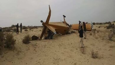 Photo of 2 pilots die in Pakistan plane crash
