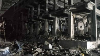 Photo of Death toll in chemical factory fire in Maha reaches seven