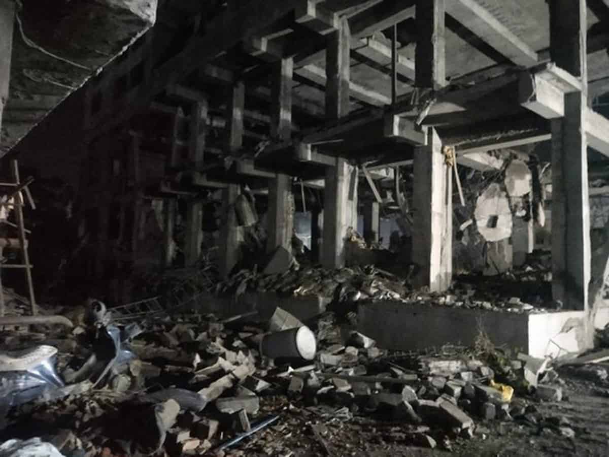 Death toll in chemical factory fire in Maha reaches seven