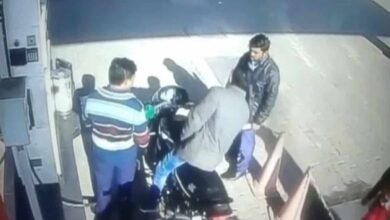 Photo of Man arrested for attempting to burn petrol pump