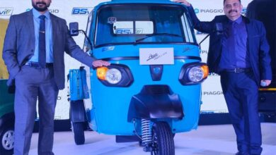 Piaggio launches its new Performance range