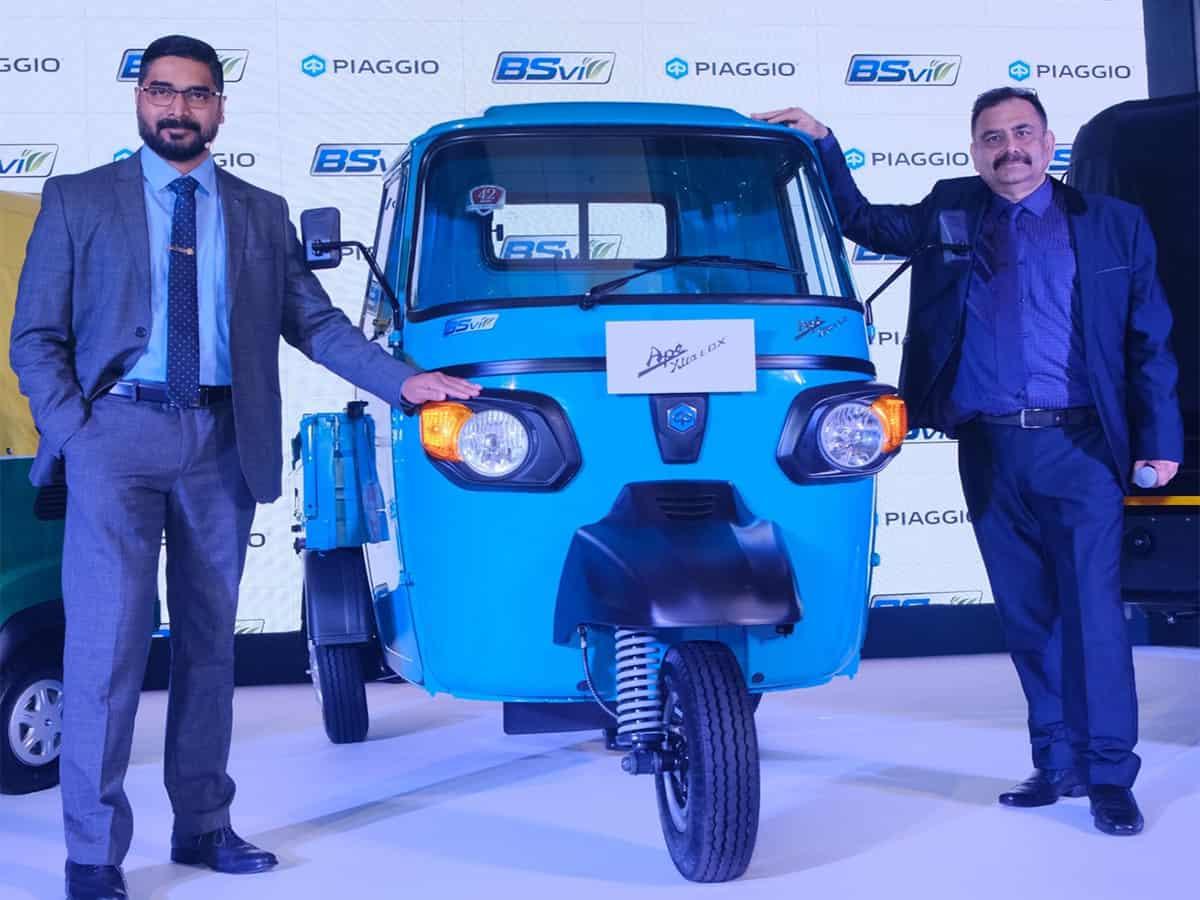 Piaggio launches its new Performance range