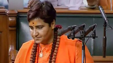 Photo of Pragya Thakur election case: Petitioner gets time