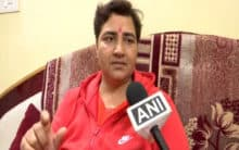 Pragya receives 'threatening letters with harmful chemicals'