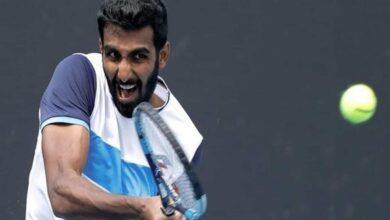 Photo of Prajnesh Gunneswaran crashes out of Australian Open
