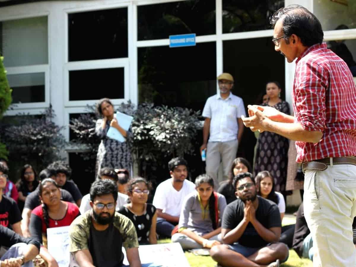 CAANRC protest in Bengaluru