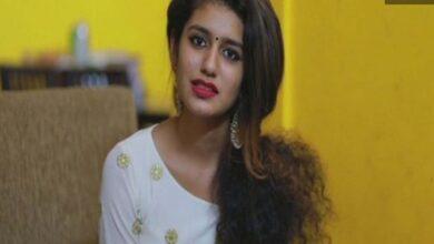 Photo of Priya Prakash to shoot 2nd schedule of 'Love Hackers' in Mumbai