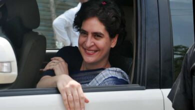 Priyanka's workshop for party men in Rae Bareli