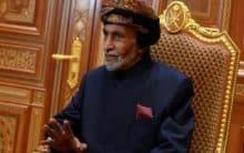 Oman: Sultan Qaboos passes away
