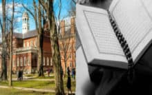 "Harvard University ranks ""Quran"" as the best book for justice"