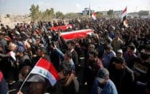2 Iraqi journalists shot dead while covering anti-govt protests