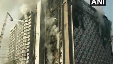 Photo of Fire in Surat's Raghuveer Market brought under control