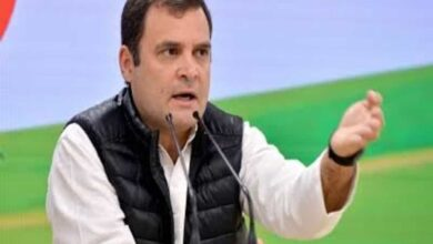 Photo of Rahul Gandhi raises questions on Pulwama attack anniversary