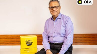 Photo of Senior FMCG Rajeev Bakshi joins Ola's Food Business