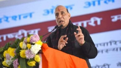Photo of J&K children are nationalists; moving in wrong direction:Rajnath