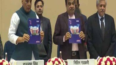 Photo of Rajnath, Gadkari attend Road Safety Stakeholder Meet in Delhi