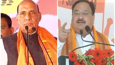 Photo of Rajnath, Nadda to hold 3 rallies each in Delhi today