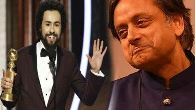Photo of Ramy Youssef says 'Allahu Akbar', Twitterati tag to Tharoor