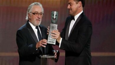 Photo of Robert receives Lifetime Achievement honour at SAG Awards 2020